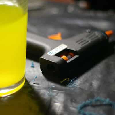 Glue gun Review