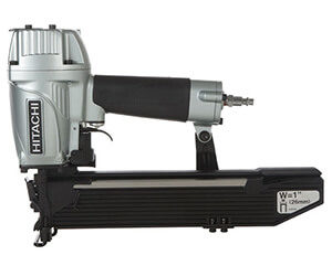 "Hitachi N5024A2 1"" Wide Crown Stapler review"
