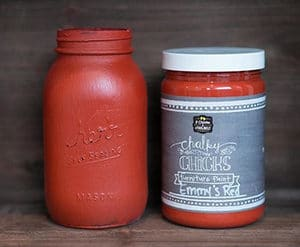 Chalky Chicks Chalk Paint review