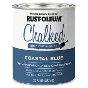 Rust-Oleum Chalk Paint review
