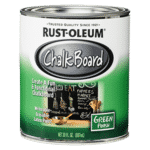 Rust-Oleum Chalkboard Paint review