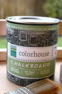Colorhouse Interior Chalkboard Paint review