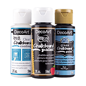 DecoArt Americana Gloss Enamels – Best Chalkboard Paint for Art Projects Review