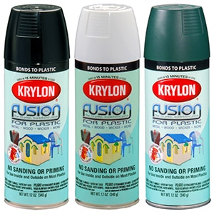 Krylon Fusion Aerosol Spray Paint – Best Paint for Multiple Materials Review