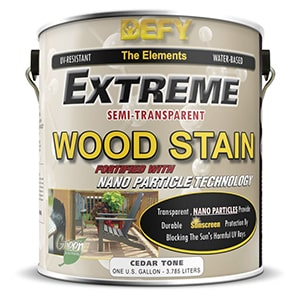 DEFY Extreme Exterior Wood Stain – Best Wood Stain Fence Paint Review