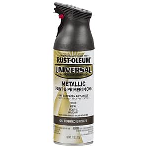 Rustoleum Universal Metallic review