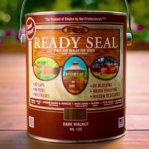 Ready Seal 125 Exterior Wood Stain and Sealer– Best Protective Fence Paint Review