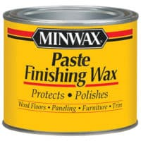 Minwax Paste Finishing Wax review